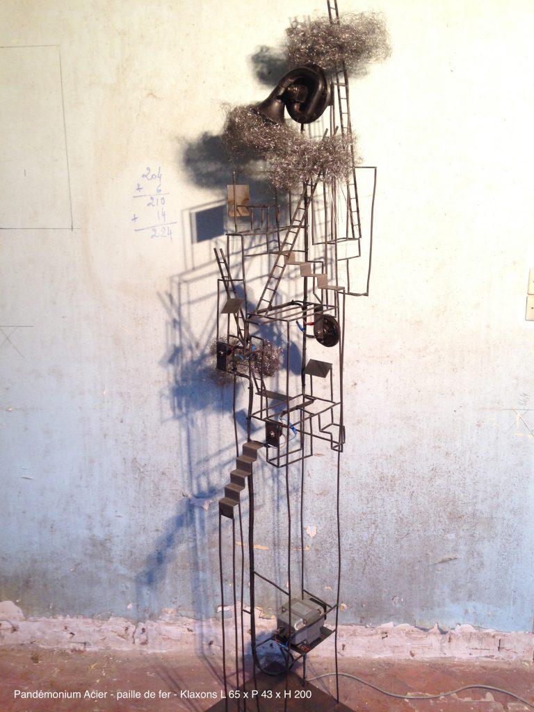 Sculpture Pandémonium
