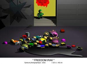 Freedom Irak