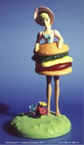 Miss Burger 2