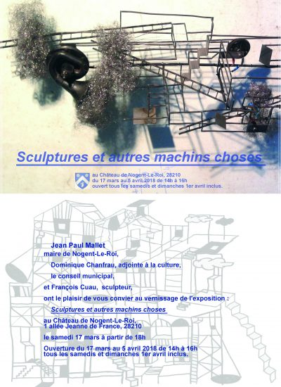 actualité carton exposition Nogent-Cuau
